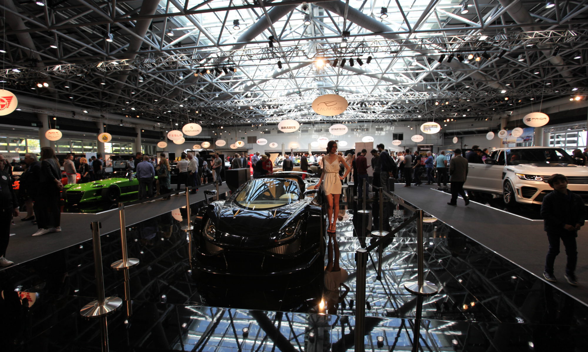 Salon Top Marques Monaco 2017