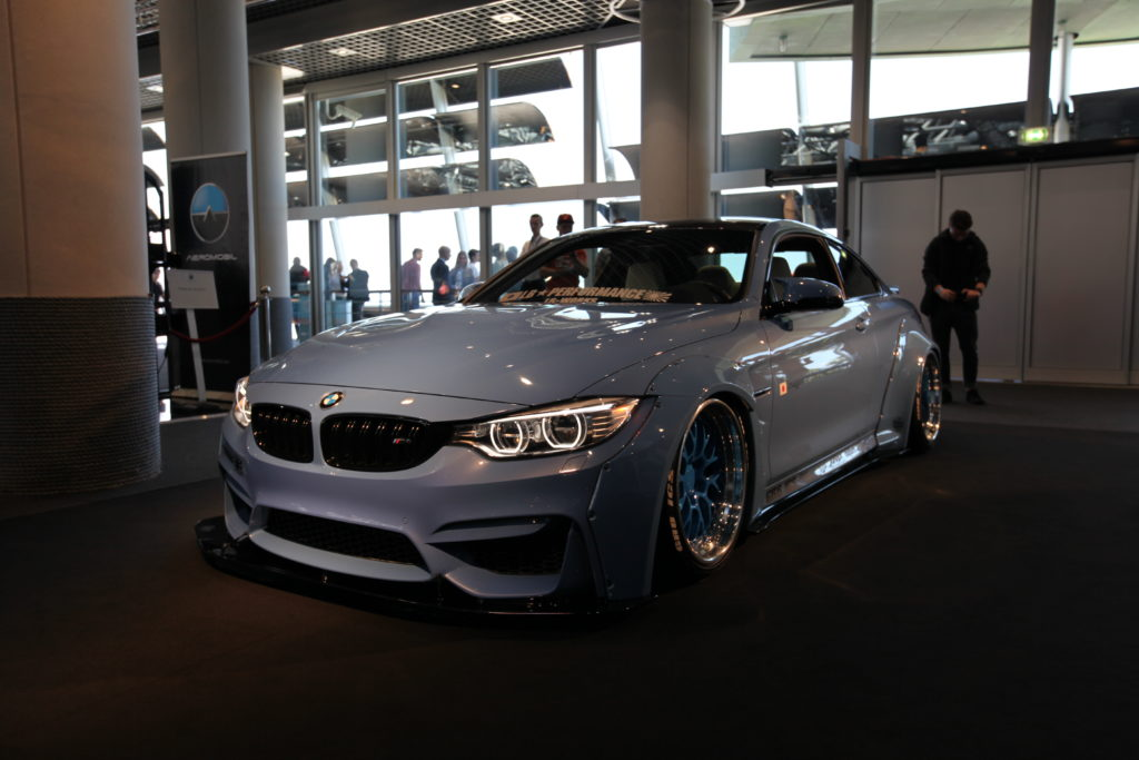 BMW M4 Liberty Walk