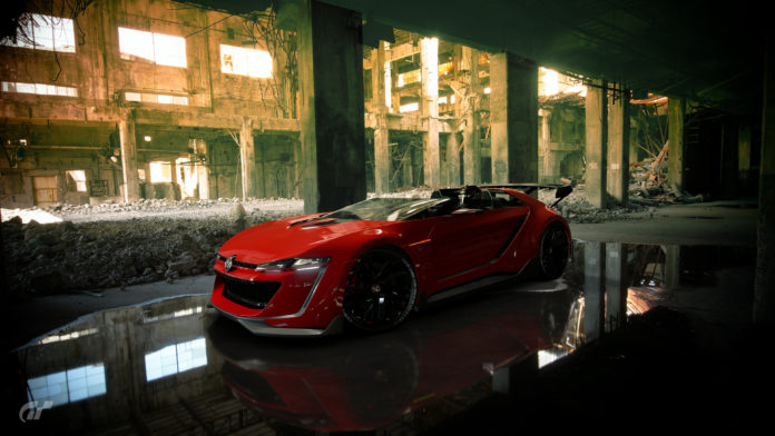 Mode photo Gran Turismo Sport - VW GTI Roadster Vision GT
