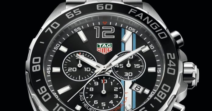TAG Heuer Formula One Fangio Limited Edition 1