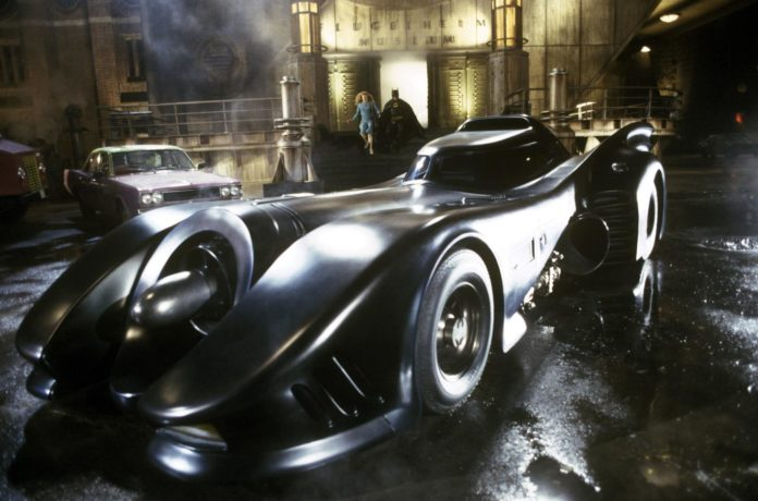 La Batmobile selon Burton