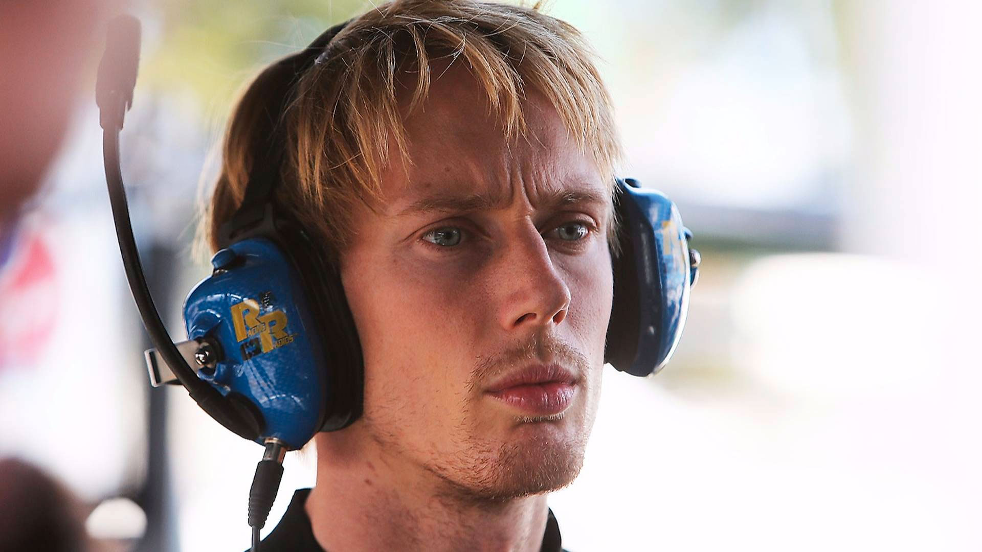 Photo du pilote Brendon Hartley