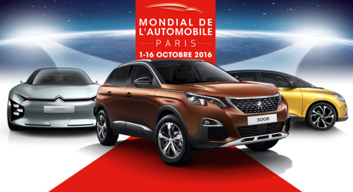 Salon / Mondial de l'Automobile de Paris 2016
